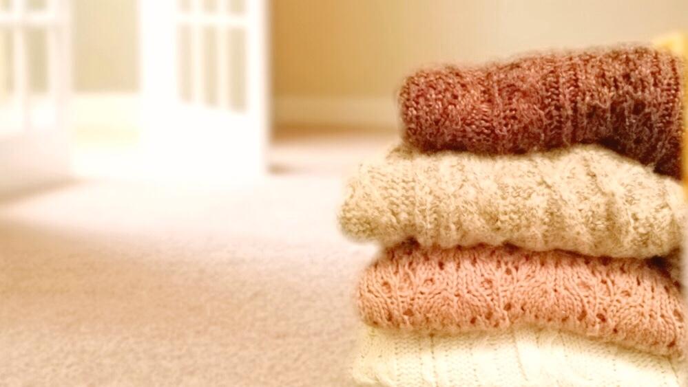 洗い 毛糸